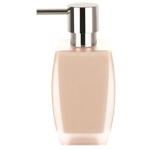 Фото - Дозатор для жидкого мыла Spirella Freddo, бежевый дозатор для жидкого мыла spirella sydney серый 7х18 5 см