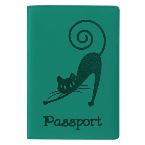 STAFF Обложка для паспорта staff, мягкий полиуретан,