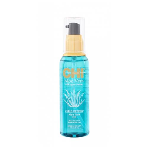 Купить CHI Aloe Vera with Agave Nectar Масло алоэ вера 89 мл