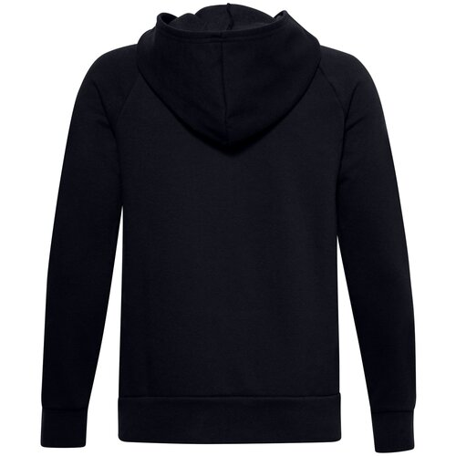 Толстовка Under Armour RIVAL FLEECE Full Zip HOODIE Черный YXS 1357609-001 футболка under armour размер yxs black 001