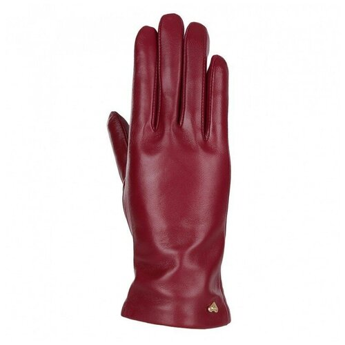 Перчатки женские Fabretti 12.77-8 р-р 8 бордо зонт складной fabretti fabretti fa003dwfzhc9