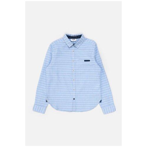 Рубашка Acoola размер 122, голубой