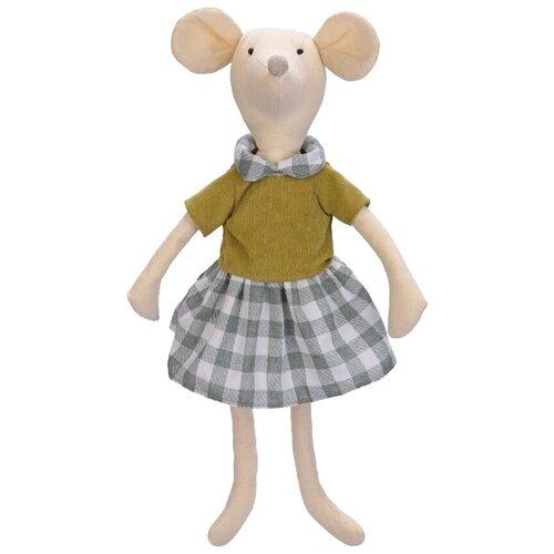 Мягкая игрушка Happy Baby Mrs. Mouse 40 см
