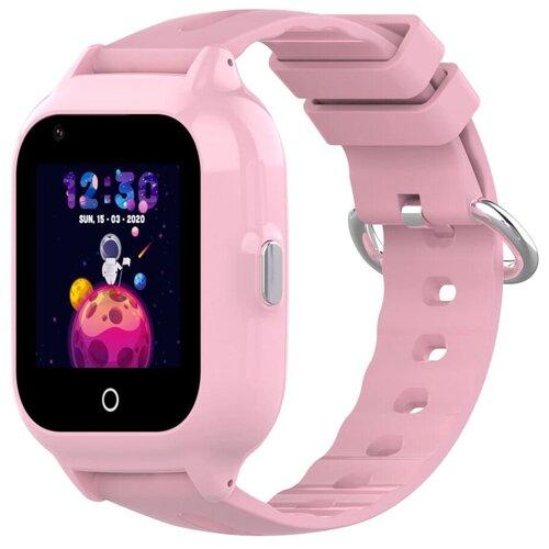 Детские умные часы Smart Baby Watch KT23, розовый умные часы smart baby watch t58 золотистый