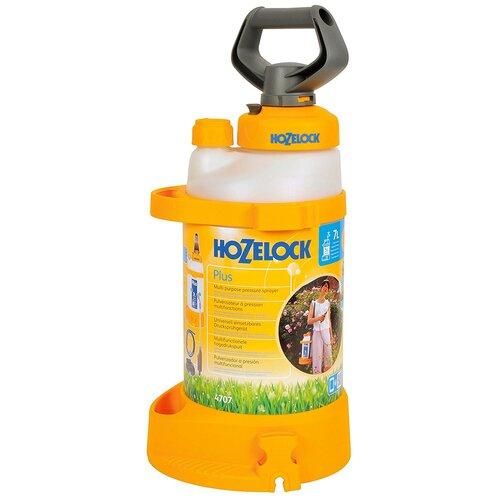 Опрыскиватель HOZELOCK Plus 4707 7 л белый/желтый недорого