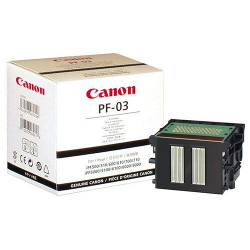 Фото - Печатающая головка Canon Print Head PF-03 (2251B001) печатающая головка canon pf 10
