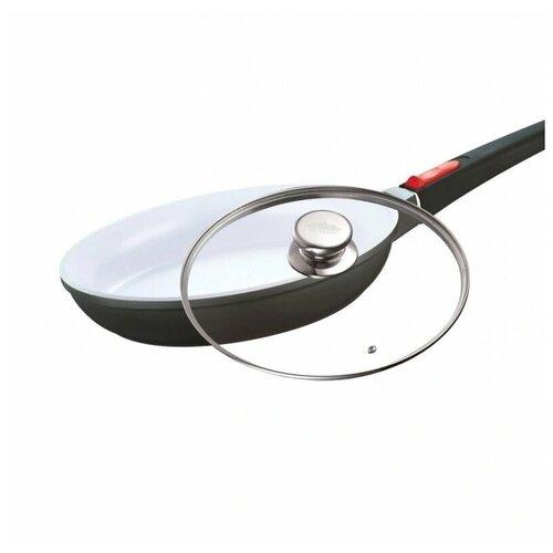 Сковорода 28см PETERHOF PH-15401-28 черная