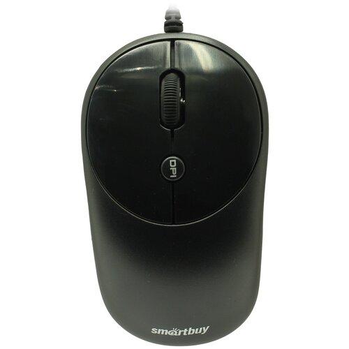 Мышь SmartBuy One SBM-382 черный