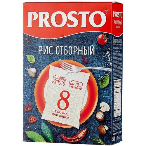 Рис PROSTO длиннозерный Отборный 500 г