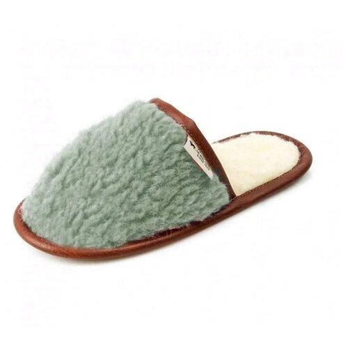 Тапочки ALWERO зеленый 37-38