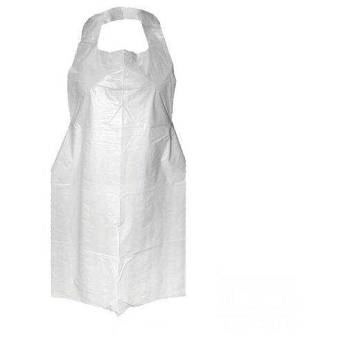 white line фартук полиэтиленовый прозрачный 120х80 см 50 шт Фартук полиэтиленовый прозрачный 120х70 см 50 шт/упк DEWAL MR-01-626