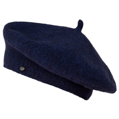 шапка женская finn flare цвет ярко синий a20 11148 111 размер 56 Шапка женская Finn Flare, цвет: темно-синий A20-11164_101, размер: 56