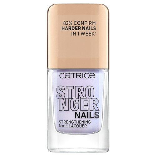 Купить Лак CATRICE Stronger Nails, 10.5 мл, 03 fierce lavender