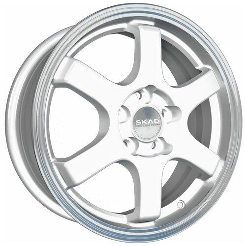 Фото - Колесный диск SKAD Киото 6х15/4х100 D67.1 ET45, Алмаз белый колесный диск skad адмирал 6 5x17 5x114 3 d67 1 et35 алмаз