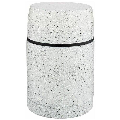 Классический термос Agness 910-107/108, 0.75 л серый