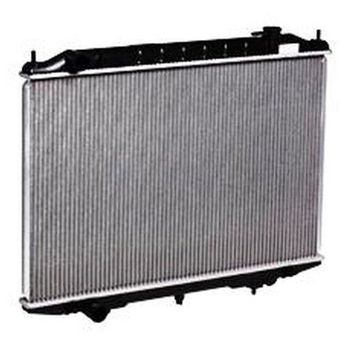Основной радиатор (двигателя) Luzar LRc 1432 для Nissan NP300, PICK UP D22