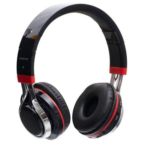Фото - Беспроводные наушники Borofone BO8, black наушники borofone bm48 acoustic black