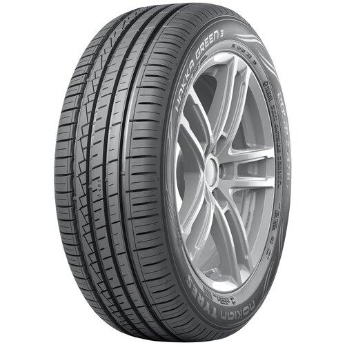 Фото - Nokian Tyres Hakka Green 3 195/60 R15 88H летняя nokian tyres hakka van 195 70 r15 104r летняя