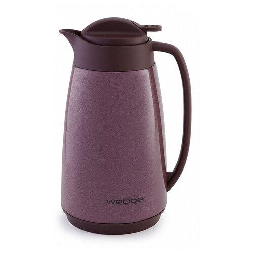 Термокувшин Webber 22010, 1 л фиолетовый
