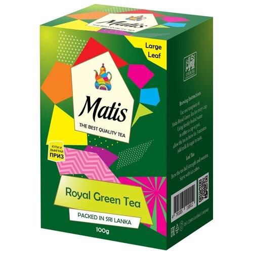 Чай зелёный Matis Royal, 100 г