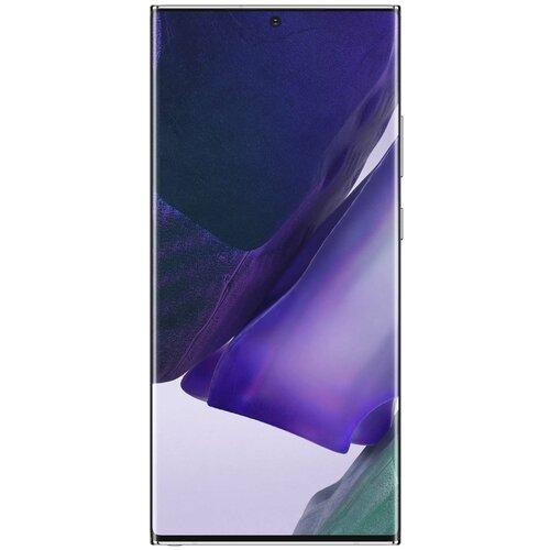 Смартфон Samsung Galaxy Note 20 Ultra 8/256GB, белый смартфон samsung galaxy note 10 8 256gb aura glow аура