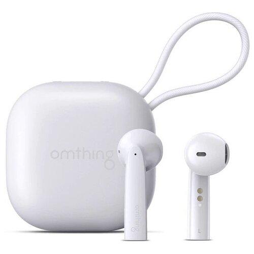 Беспроводные наушники 1MORE AirFree Pods EO005, white наушники беспроводные 1more omthing airfree pods true wireless headphones black eo005 black