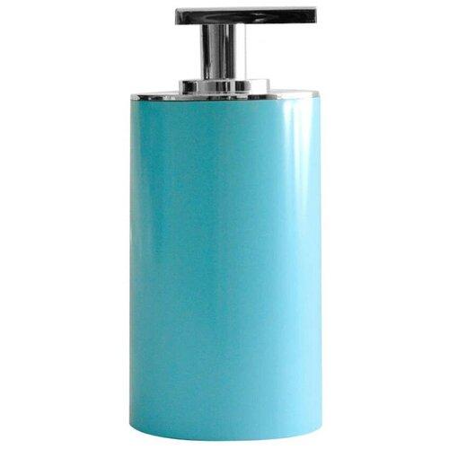 Фото - Дозатор для жидкого мыла RIDDER Paris, голубой дозатор для жидкого мыла ridder paris 22250510 черный