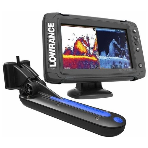 Эхолот Lowrance Elite-7 Ti with TotalScan Transducer /000-12419-001/
