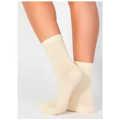 Носки Incanto IBD733003, размер 36-38(2), giallo chiaro