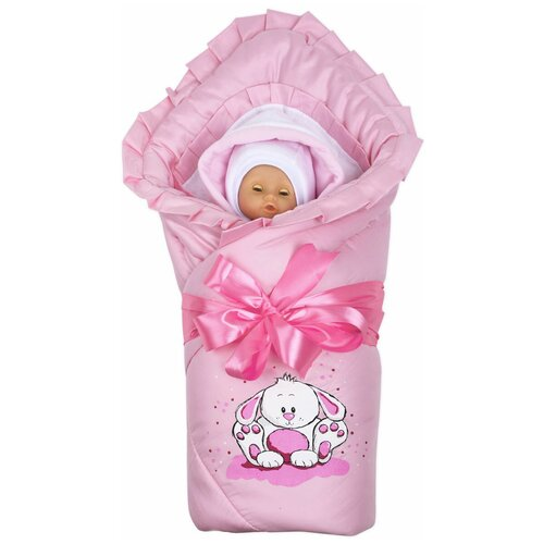 конверты на выписку babyglory комплект на выписку день рождения весна осень 4 предмета Комплект на выписку новорожденного Babyglory Непоседа 5 предметов (весна-осень ) розовый