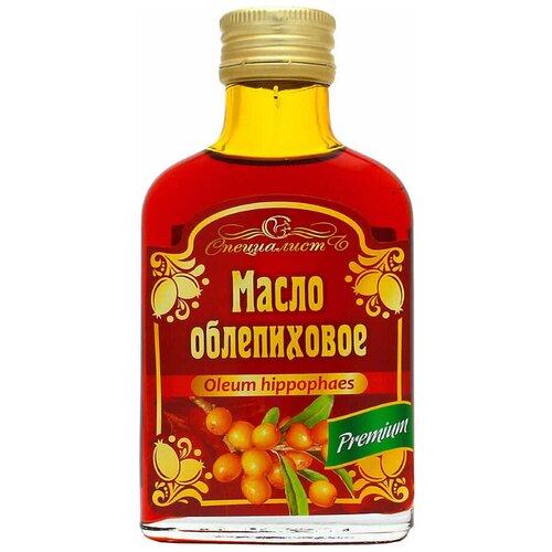 Специалист масло облепиховое, 0.1 л