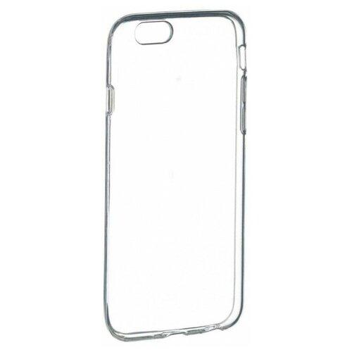 Чехол-накладка TFN TFN-RS-07-002GLZ для Apple iPhone 6/iPhone 6S серебро недорого