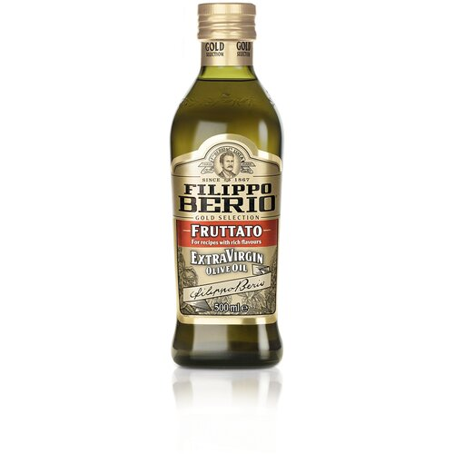 Filippo Berio масло оливковое Extra Virgin Fruttato, 0.5 л