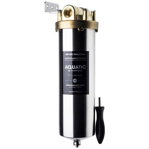 Фото - Фильтр магистральный Aquatic HP-10C 1/2 Premium для холодной и горячей воды werner stumm aquatic chemistry