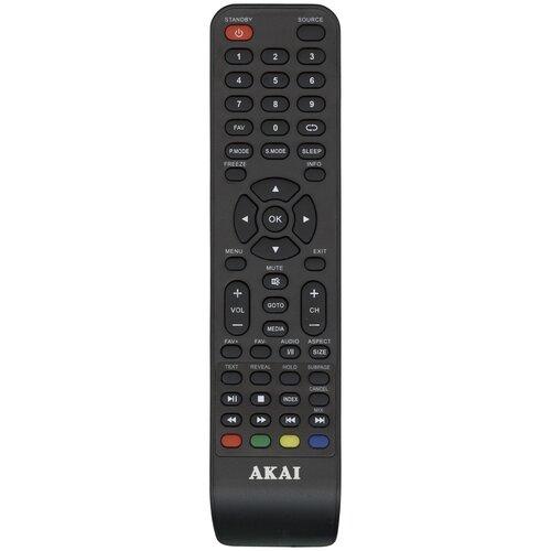 Фото - Пульт Huayu LEA-24B52P (32B49P (ВАР2)) для телевизора Akai пульт huayu lea 19v07p для телевизора akai