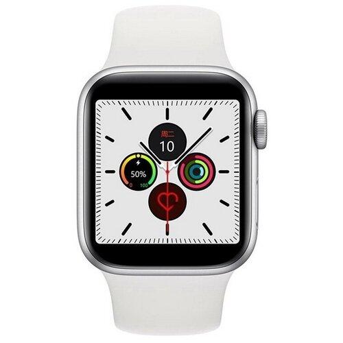 Умные часы IWO 13 Lite, серебристый/белый