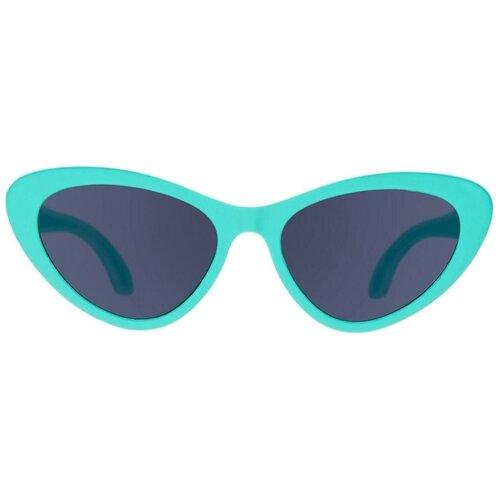 Babiators Солнцезащитные очки Original Cat-Eye Classic (3-5), бирюзовый