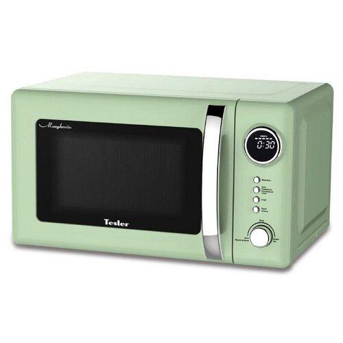 Микроволновая печь TESLER ME-2055 GREEN,20л,700Вт,тип упр-электр, зеленый