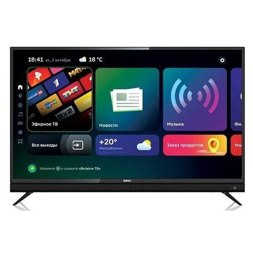 Фото - ЖК-телевизор BBK 443LEX-8361/UTS2C Smart TV, black led телевизор bbk 43lex 8361 uts2c черный