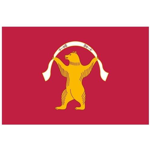 Флаг Мишкинского района (Башкортостан)