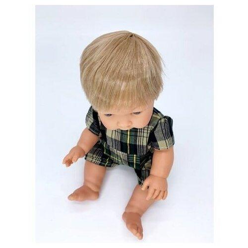 Кукла D'Nenes виниловая 34см LEAN (054014)