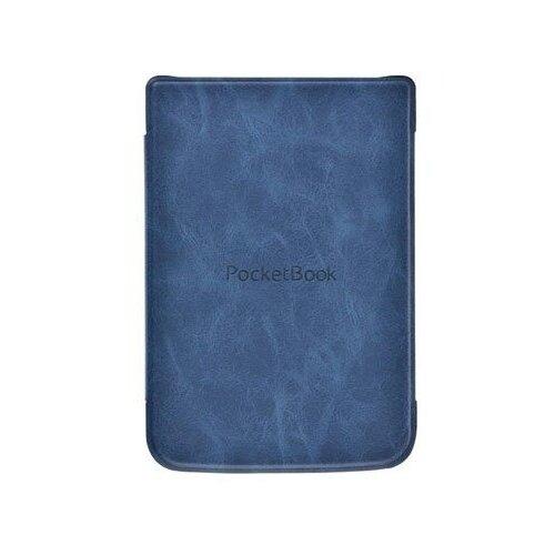 Фото - Чехол для книг PocketBook 606/616/627/628/632/633 синяя аксессуар чехол bookcase для pocketbook 606 616 627 628 632 633 tower bc 632 twr