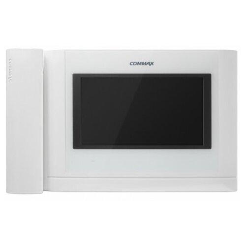 Видеодомофон Commax CDV-704MHA Metalo White