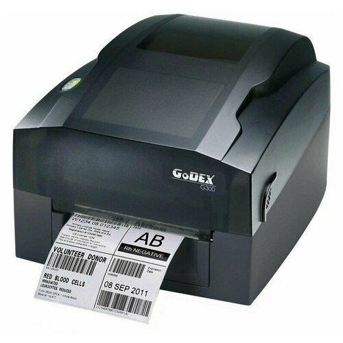 Фото - Термотрансферный принтер этикеток Godex G530 UES (4 ips, втулка 1) 011-G53EM2-004 godex g530 use