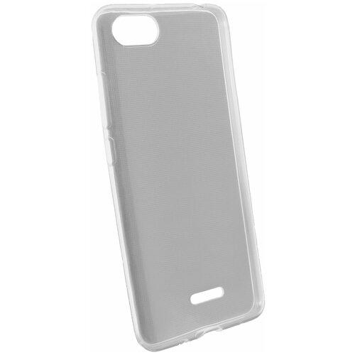 Защитный чехол для Samsung Galaxy A71 / на Самсунг Гелакси А71 / бампер / накладка на телефон / Прозрачный