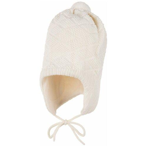 Шапка KERRY Abby размер 40, белый