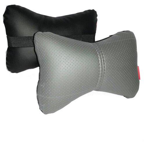 Комплект автомобильных подушек под шею (Eco410099, 2 штуки)
