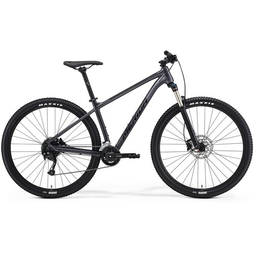 Фото - Горный (MTB) велосипед Merida Big.Nine 100-2x (2021) anthracite/black M (требует финальной сборки) велосипед cube elite c 68 race 29 2x 2016