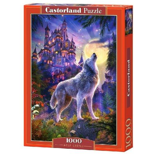 Пазл Castorland Волчий замок, 1000 эл. 4178/C-104178 пазл castorland 1000 эл сердце лондона 41664