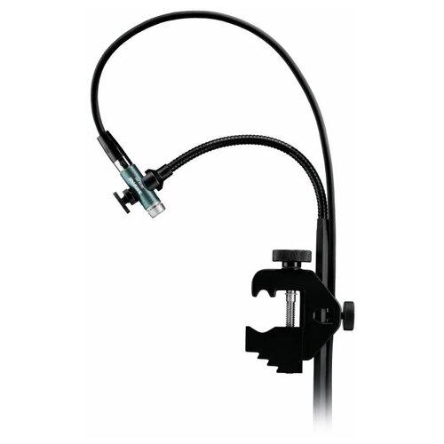 SHURE BETA 98AD/C Миниатюрный кардиоидный конденсаторный микрофон для музыкальных инструментов с креплением A98D